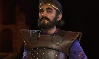 Civilization VI : un trailer qui présente Cyrus 2, le roi de Perse