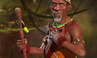 Civilization VI : Mvemba a Nzinga sera à la tête du Kongo