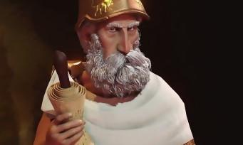 Civilization VI : un trailer pour Périclès et la Grèce