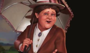 Sid Meier's Civilization VI : la reine Wilhelmine de Hollande se dévoile en vidéo
