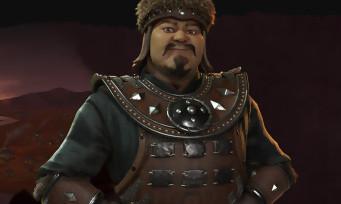 Civilization VI : Gengis Khan et son armée sèment la terreur en vidéo