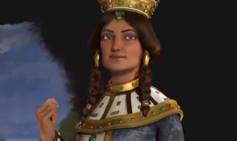 Sid Meier's Civilization VI : Tamar de Georgie se présente en vidéo