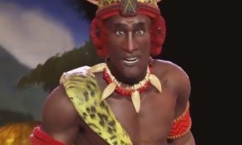 Civilization VI Rise & Fall : le chef des Zoulous se dévoile en vidéo