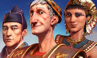 Civilization VI : le jeu est disponible sur Switch, voici le trailer de lancement