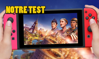 Test Civilization 6 : le portage sur Nintendo Switch est-il vraiment réussi ?