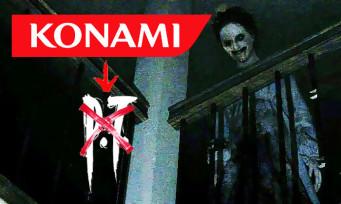 P.T. : la démo recréée sur PC cartonne (trop), Konami la supprime de force !