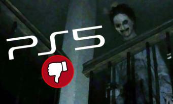 PS5 : P.T. était rétrocompatible... mais Konami en a finalement décidé autrement