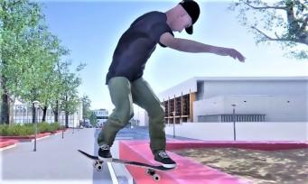 Skater XL : un trailer pour l'Early Access du successeur spirituel de Skate
