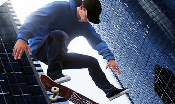 Skater XL : un trailer de lancement qui fait saliver, c'est l'heure de la ride