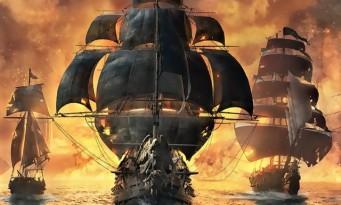 Skull and Bones : 13 minutes de gameplay pour mieux comprendre les batailles navales