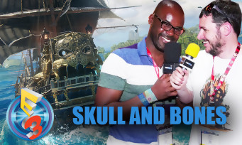 Skull and Bones : on a pu l'essayer en plein E3 2017 et c'est une bonne surprise !