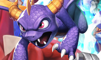 Skylanders Ring of Heroes : la licence d'Activision revient sur iOS et Android, trailers et images
