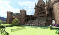 E3 08 > Smash Court Tennis 3 au filet