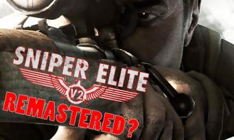 Sniper Elite V2 Remastered : le jeu repéré en Australie, une annonce en approche ?