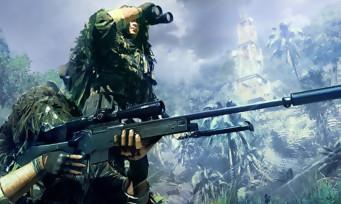 """Sniper Ghost Warrior 3 : une vidéo de gameplay de 14 min pour le mode """"Challenge"""""""