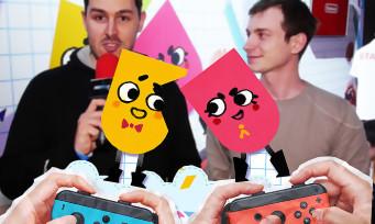 Snipperclips : on a joué au casse-tête de la Switch, nos impressions en vidéo