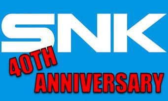 SNK 40th Anniversary Collection : la compil' tient enfin sa date de sortie sur Switch