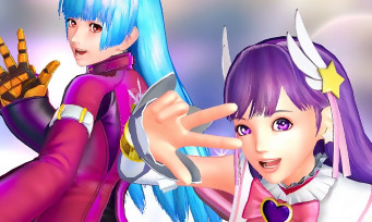 SNK HEROINES Tag Team Frenzy : quand la Nintendo Switch s'offre un spin-off féminin de KOF XIV