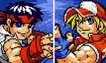 SNK vs Capcom : un nouveau trailer pour fêter la sortie sur Nintendo Switch