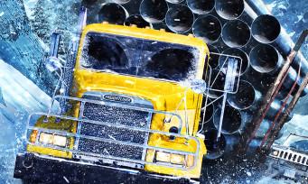 SnowRunner : un trailer glacé pour la suite de MudRunner 2