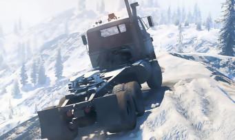 SnowRunner : le jeu prendra bien en charge les mods, voici un trailer