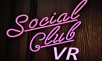 Social Club VR : un jeu de casino exclusif au PC, un trailer de lancement jazzy