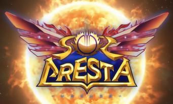 Sol Cresta : ce n'était pas un Poisson d'Avril, PlatinumGames annonce le jeu avec un 1er trailer