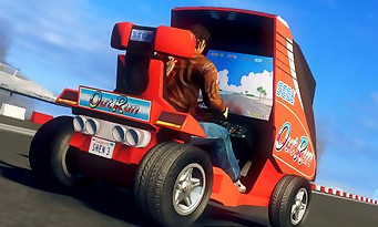 Shenmue 3 : un indice dans Sonic & All-Stars Racing Transformed