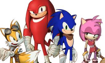 E3 2014 : un nouveau trailer accompagné d'une date de sortie pour Sonic Boom !