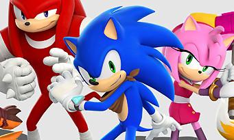 Sonic Boom : deux trailers de gameplay japonais sur Wii U et 3DS