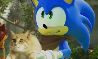 Sonic Boom : une pub télé qui fait dans le lolcat