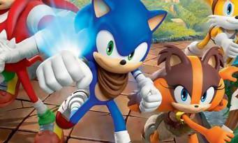 Sonic Boom : un trailer et une date pour le hérisson bleu