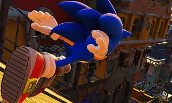 Sonic Forces : les 1ères images et vidéos officielles du jeu sont là, et ça tabasse sévère