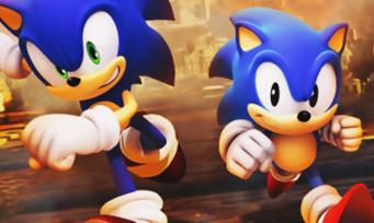 Sonic Forces : une longue vidéo de gameplay qui donne sacrément envie de jouer