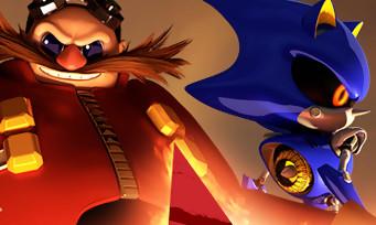 """Sonic Forces : présentation du mode """"Tag Team"""" et de Metal Sonic qui sera de la partie"""