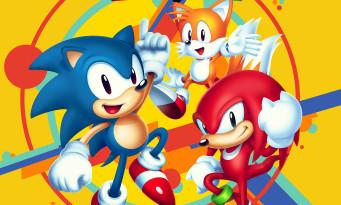 Sonic Mania : la bande originale sera disponible en vinyle