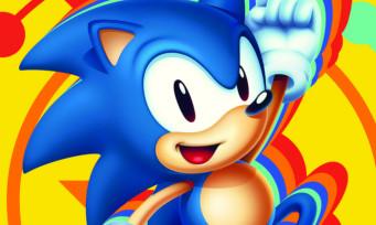Sonic Mania : la version physique annoncée, deux nouveaux personnages et du contenu en plus