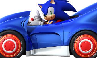 Sonic Racing revient, SEGA vient de l'officialiser avec une 1ère vidéo