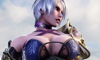 SoulCalibur VI : Ivy sera aussi de la partie dans une tenue à la limite de l'indécence