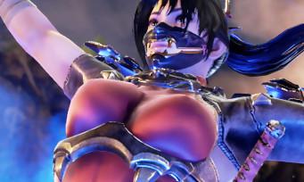 SoulCalibur VI : deux combats joués en direct depuis le PlayStation Live, ça bastonne