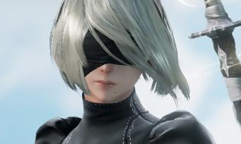 SoulCalibur VI : une tonne d'images avec 2B, l'héroïne de Nier Automata