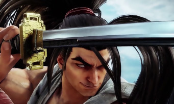SoulCalibur VI : un nouveau trailer avec Haohmaru, le héros de Samurai Shodown