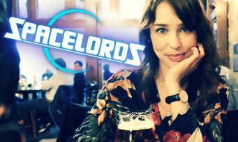 Spacelords : Stefanie Joosten (Quiet de Metal Gear Solid V) s'incruste en tant que perso jouable
