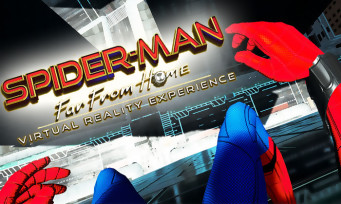 Spider-Man : un jeu VR pour accompagner la sortie du film Far From Home, le rêve de gosse