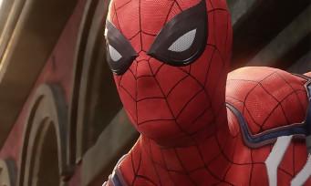 Spider man il s 39 agira d 39 une exclu ps4 d velopp par - Jeux de spiderman 7 ...