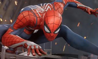 E3 2017 > Spider-Man : voici 10 min de gameplay impressionnantes sur PS4 Pro