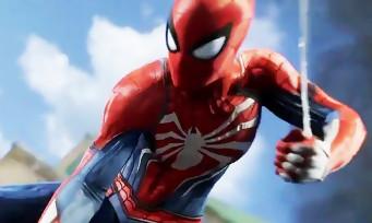 Spider-Man PS4 : du gameplay inédit et un Peter Parker plus âgé, voici une nouvelle vidéo