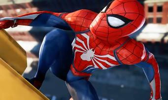 Spider-Man : un nouveau trailer de gameplay vertigineux et des infos sur la date de sortie !