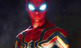 Spider-Man : le costume Iron Spider d'Avengers 3 sera dans le jeu, la vidéo