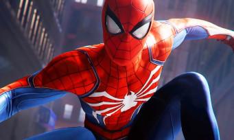 Spider-Man : l'Araignée retrouve tous ses ennemis dans une vidéo de gameplay pêchue